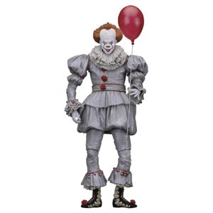 [IT: Action Figure: Pennywise The Clown (Product Image)]