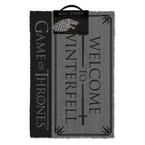 [Game Of Thrones: Doormat: Welcome To Winterfell (Product Image)]