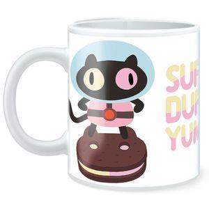 [Steven Universe: Mug: Cookie Cat (Product Image)]