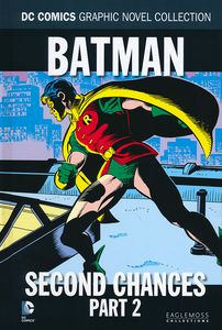 [DC Graphic Novel Collection: Volume 110: Second Chances: Part 2 (Hardcover) (Product Image)]