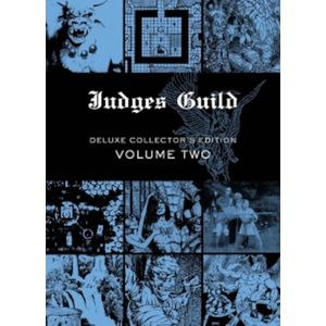 [Judges Guild: Volume 2 (Deluxe Collector's Edition) (Product Image)]