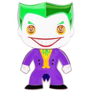 [DC Comics: Loungefly Large Enamel Pop! Pin: Joker (Product Image)]