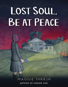 [Lost Soul, Be At Peace: Graphic Memoir (Product Image)]
