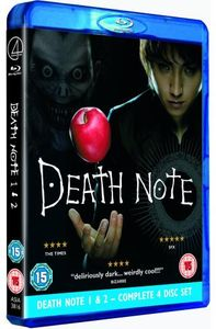 [Death Note: Limited Edition (Blu-Ray) (Product Image)]