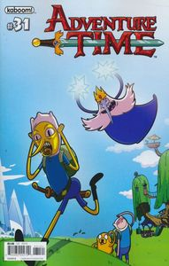 [Adventure Time #31 (Subscription Ellis Variant) (Product Image)]