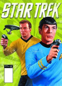 [Star Trek Magazine #50 (Previews Exclusive Edition) (Product Image)]