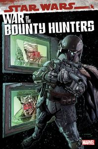 [Star Wars: War Of The Bounty Hunters #4 (Product Image)]