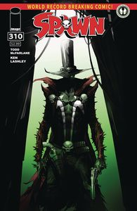 [Spawn #310 (Cover A Mattina) (Product Image)]