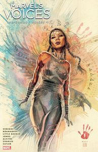 [Marvels Voices: Indigenous Voices #1 (Mack Variant) (Product Image)]