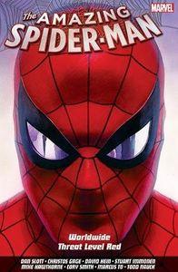 [The Amazing Spider-Man: Worldwide: Volume 8 (Uk Edition) (Product Image)]