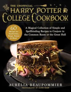 [The Unofficial Harry Potter College Cookbook (Hardcover) (Product Image)]