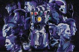 [Birth Movies Death: Avengers Endgame (Product Image)]