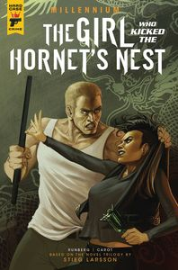 [Millennium: The Girl Who Kicked The Hornets Nest #2 (Cover A Iannici) (Product Image)]