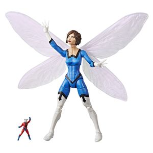[Marvel Legends: Vintage Action Figure: The Wasp (Product Image)]