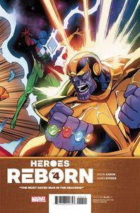 [Heroes Reborn #4 (Product Image)]