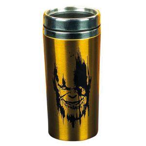 [Avengers: Infinity War: Travel Mug: Gold (Product Image)]