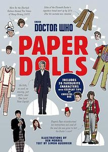 [Doctor Who: Paper Dolls (Product Image)]