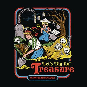[Steven Rhodes: Let's Dig For Treasure (Product Image)]
