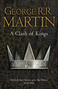 [A Song Of Ice & Fire: Book 2: Clash Of Kings (Product Image)]