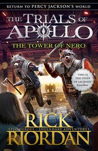 [The Trials Of Apollo: Book 5: The Tower Of Nero (Product Image)]