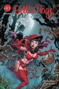 [Bettie Page #2 (Cover A Royle) (Product Image)]