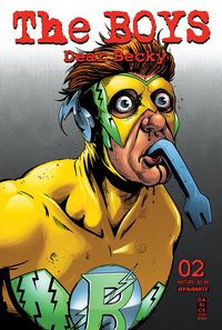 [The cover for The Boys: Dear Becky #2]