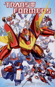 [Transformers: More Than Meets The Eye: Volume 1 (Product Image)]