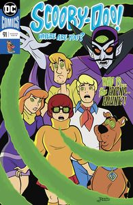 [Scooby Doo: Where Are You #91 (Product Image)]