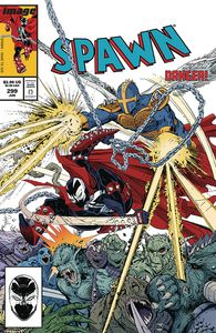 [Spawn #299 (Cover A Mcfarlane) (Product Image)]