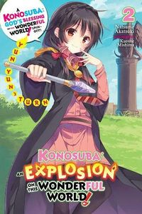 [Konosuba: An Explosion On This Wonderful World! Volume 2 (Light Novel) (Product Image)]