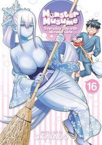 [Monster Musume: Volume 16 (Product Image)]