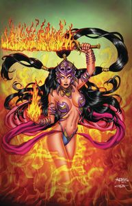 [Grimm Fairy Tales: Dance Of The Dead #6 (Cover C Reyes) (Product Image)]