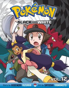 [Pokemon: Black & White: Volume 12 (Product Image)]