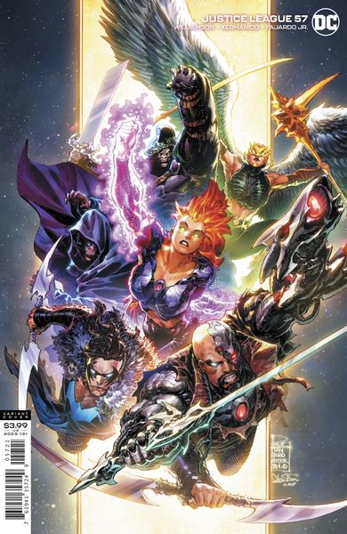 [Justice League #57 (Xermanico Variant) (Product Image)]