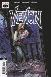 [Venom #12 (2nd Printing Cassara Variant) (Product Image)]
