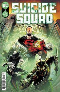 [Suicide Squad #2 (Cover A Eduardo Pansica) (Product Image)]