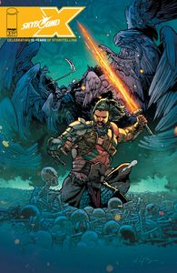 [Skybound X #2 (Cover A Rathburn) (Product Image)]