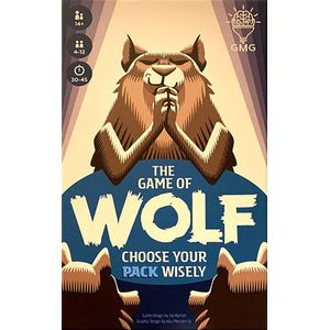 [The Game Of Wolf (Product Image)]