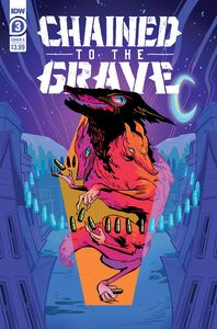[Chained To The Grave #3 (Cover A Sherron) (Product Image)]