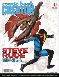 [Comic Book Creator #18 (Product Image)]