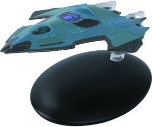 [Star Trek: Starships Figure Collection Magazine #59 USS Relativity (Product Image)]