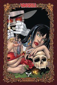 [Vampirella #7 (Conner Icon Variant) (Product Image)]