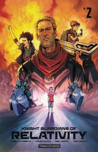 [Knight Guardians Of Relativity #2 (Product Image)]