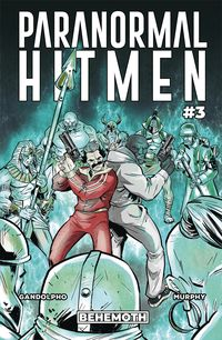 [The cover for Paranormal Hitmen #3]