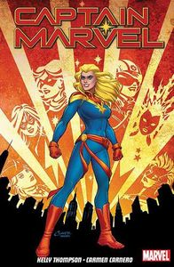 [Captain Marvel: Volume 1: Re-Entry (Product Image)]