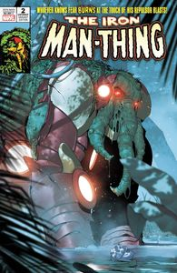 [Iron Man #2 (De Iulus Iron Man Thing Horror Variant) (Product Image)]