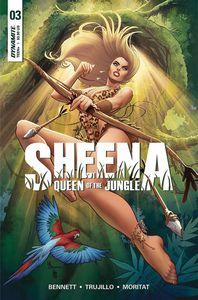 [Sheena #3 (Cover A Moritat) (Product Image)]