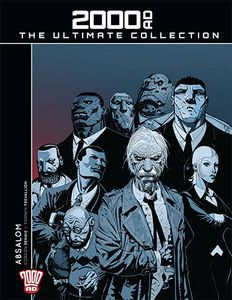 [2000AD: Ultimate Collection: Volume 103: Absalom (Product Image)]