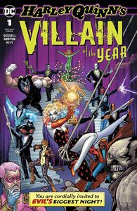 [Harley Quinn: Villain Of The Year #1 (Product Image)]