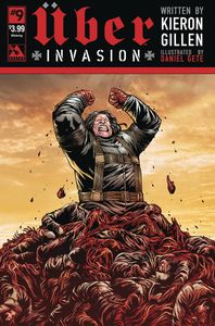 [Uber: Invasion #9 (Blitzkreig Cover) (Product Image)]